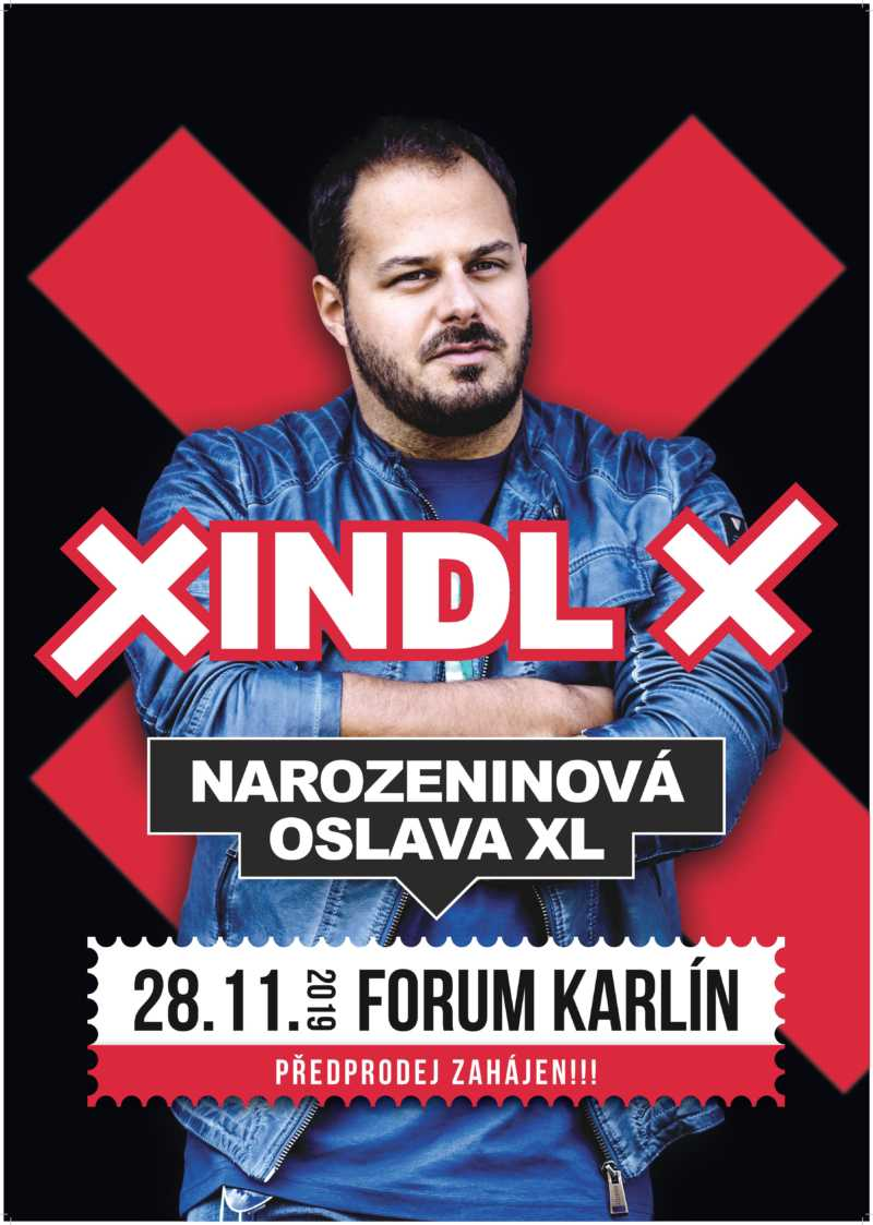Xindl X (plakát)