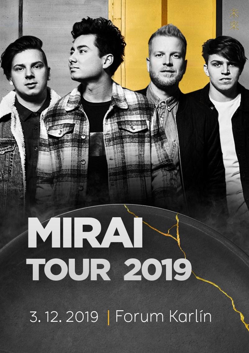Mirai (plakát)