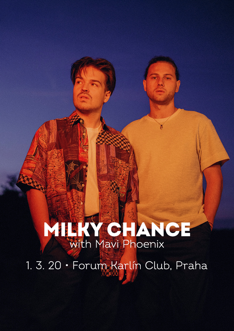 Milky Chance (poster)