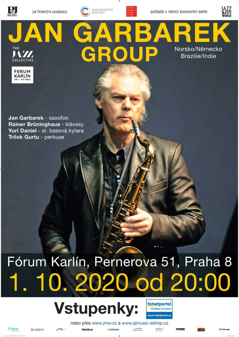 Jan Garbarek group (poster)