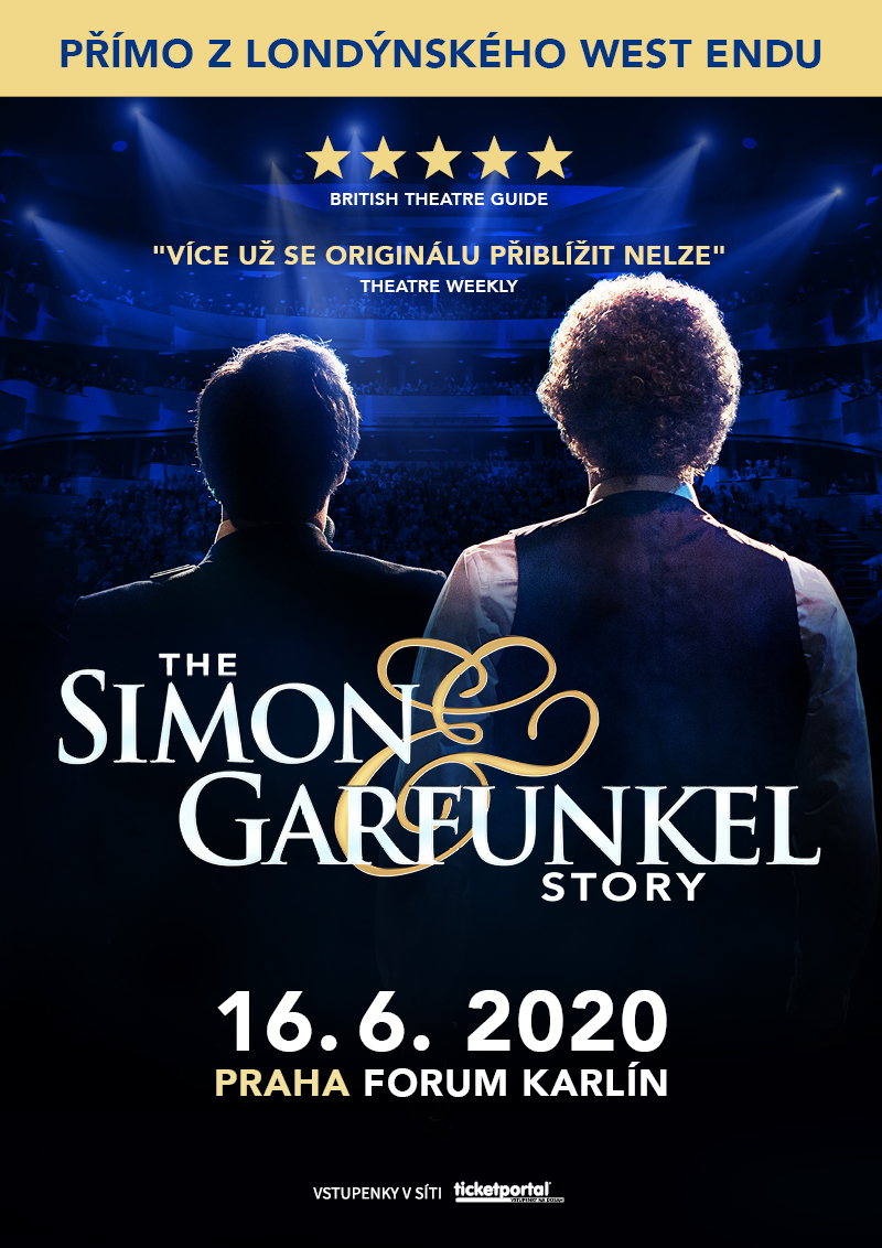 The Simon & Garfunkel Story (poster)