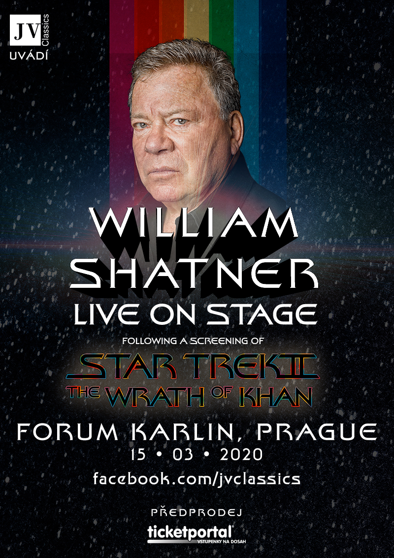 William Shatner (poster)