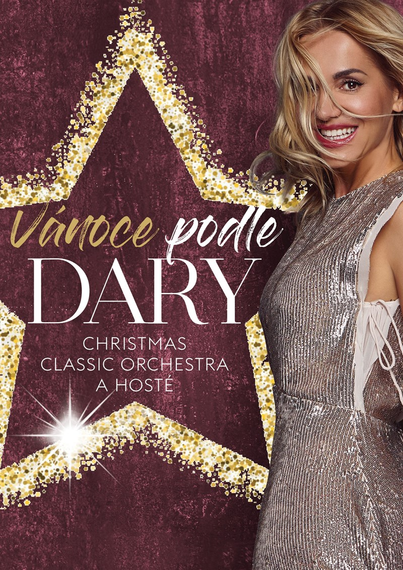 Vánoce podle Dary (plakát)