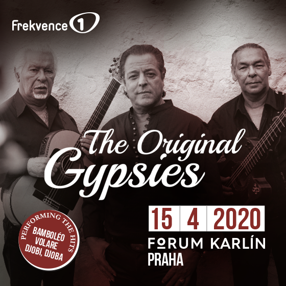 The Original Gypsies (plakát)