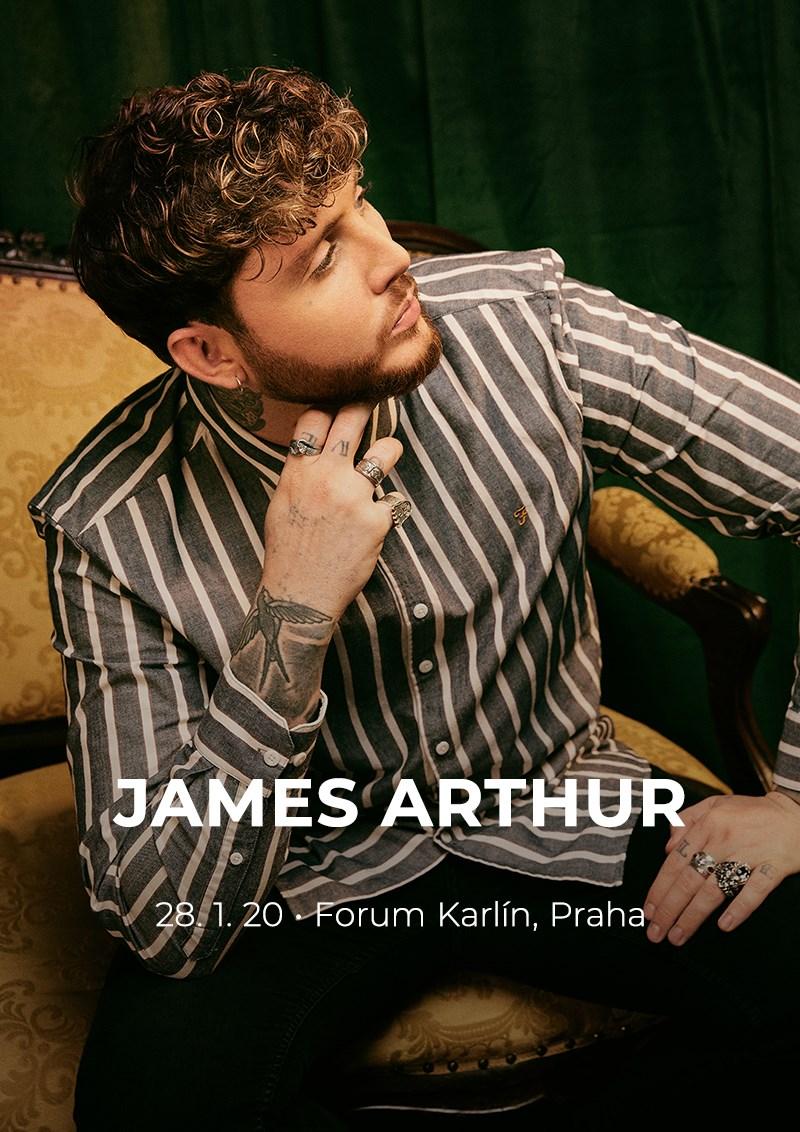 James Arthur (plakát)
