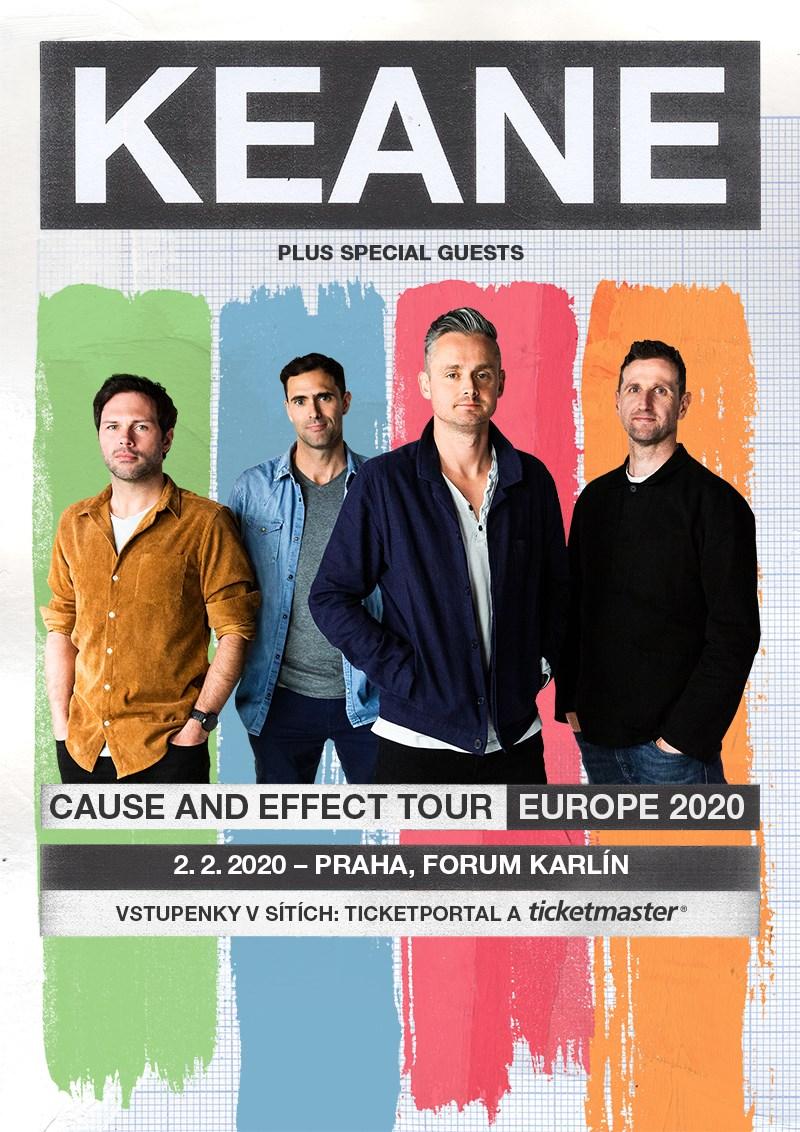 Keane (poster)