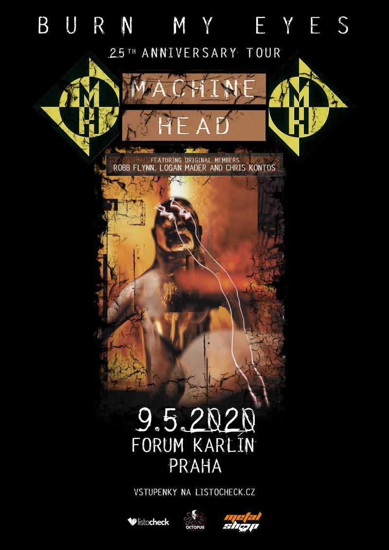 Machine Head (poster)