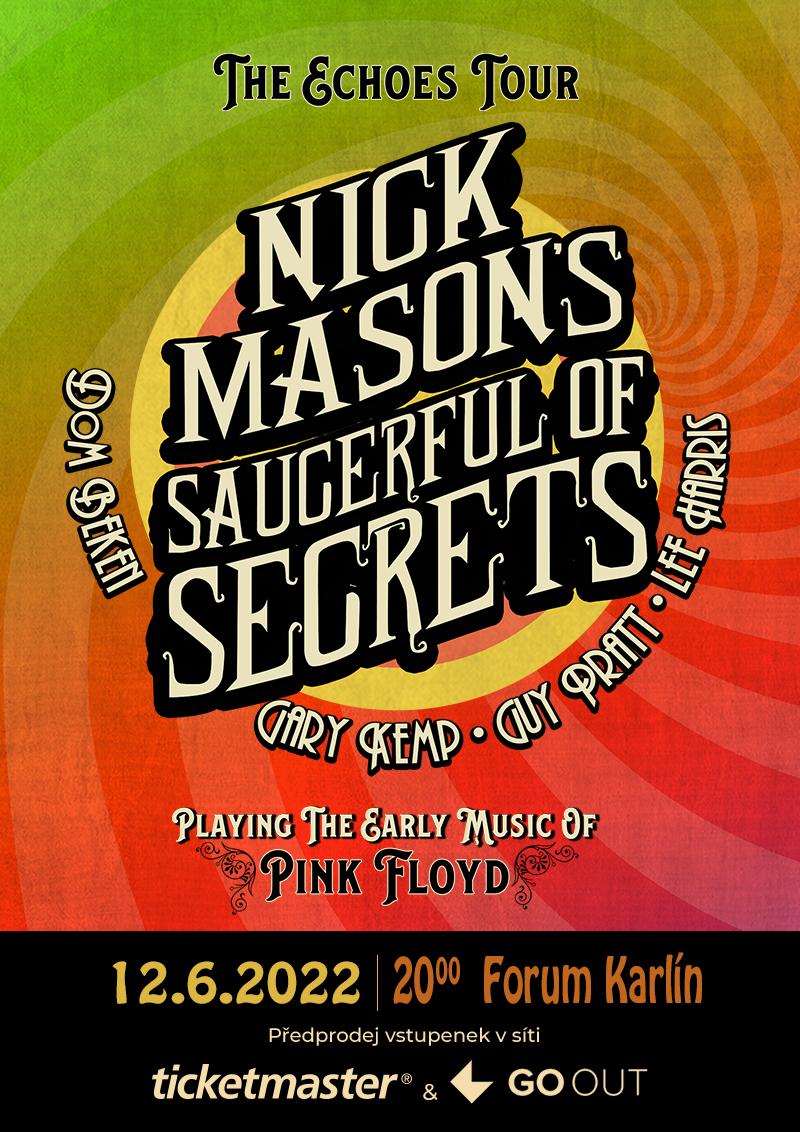Nick Mason (poster)