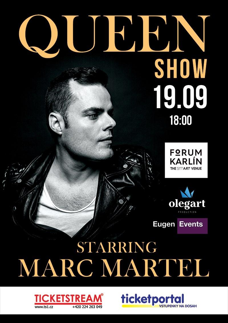 Queen show (poster)