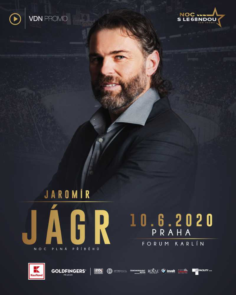 Jaromír Jágr (poster)