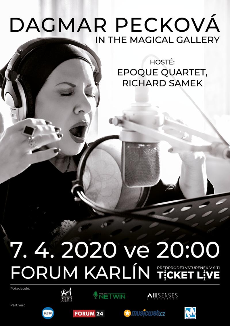 Dagmar Pecková (poster)