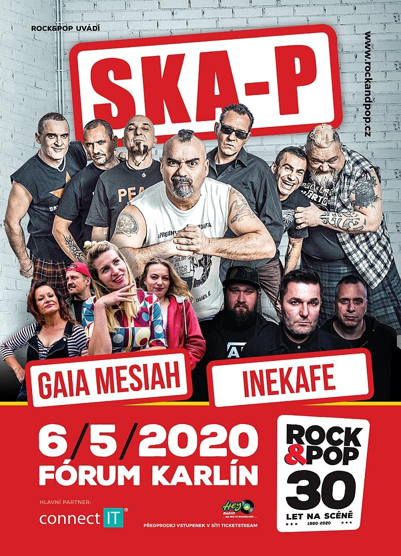 Rock & Pop (poster)