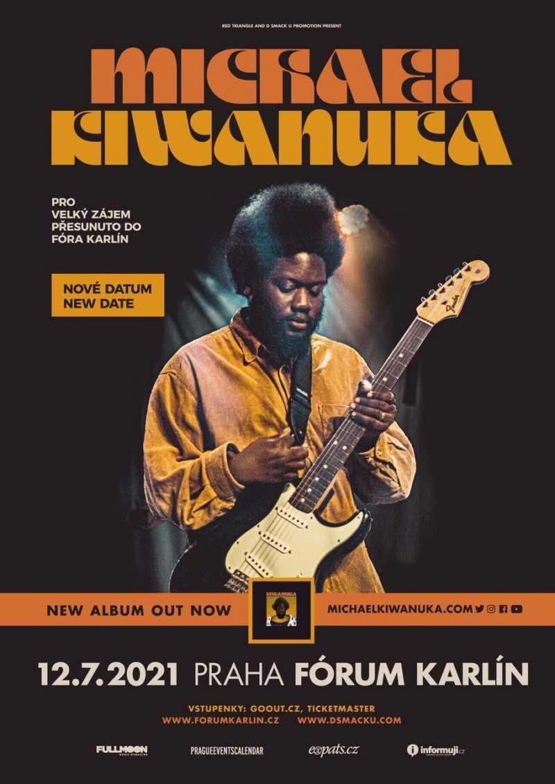 Michael Kiwanuka (poster)