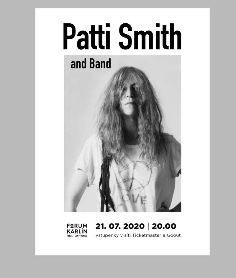 Patti Smith (poster)
