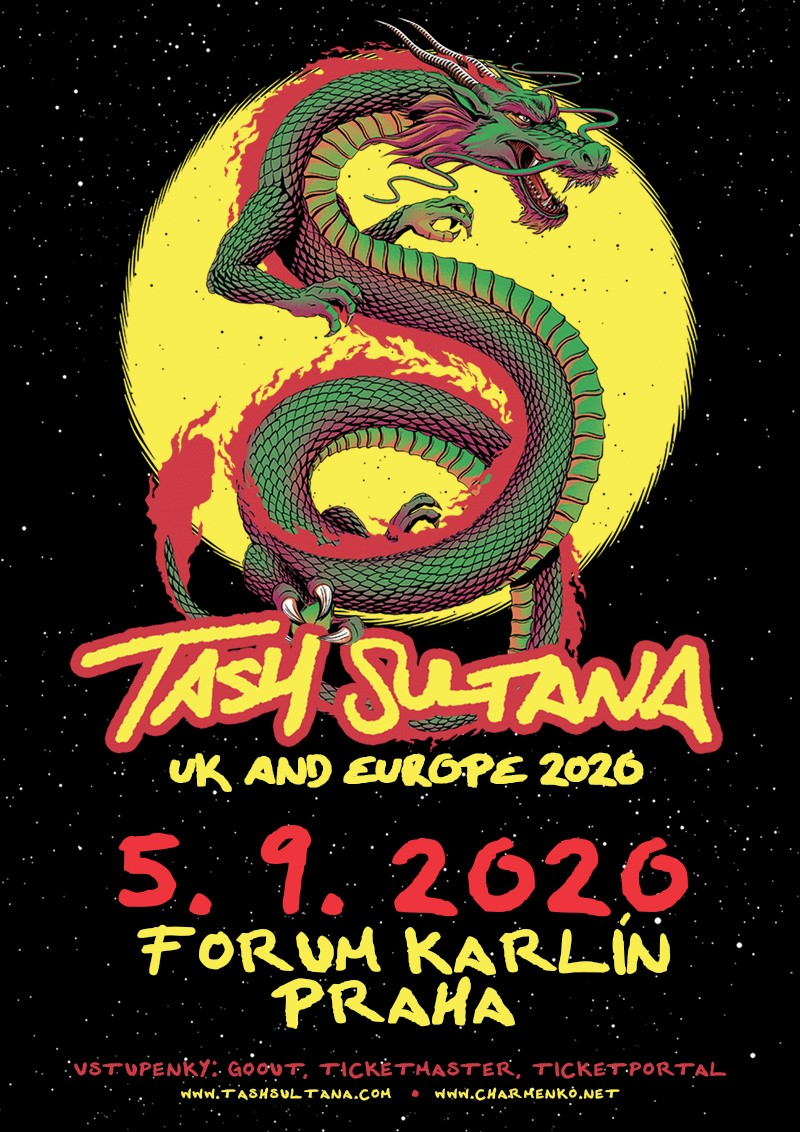 Tash Sultana (poster)