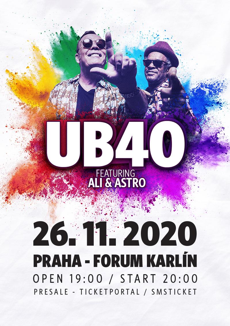 UB40 (poster)