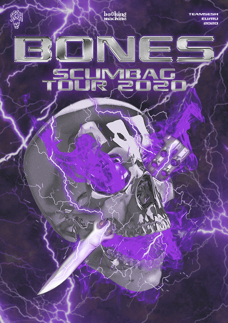 BONES (poster)
