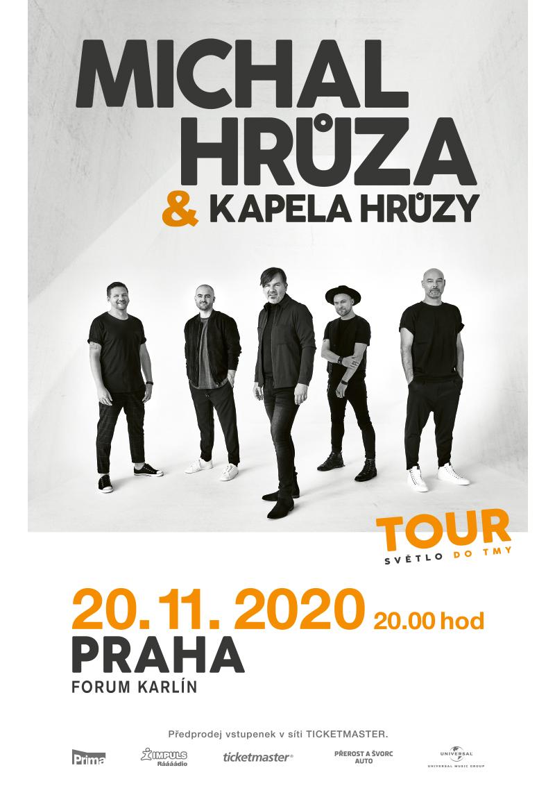 Michal Hrůza (poster)