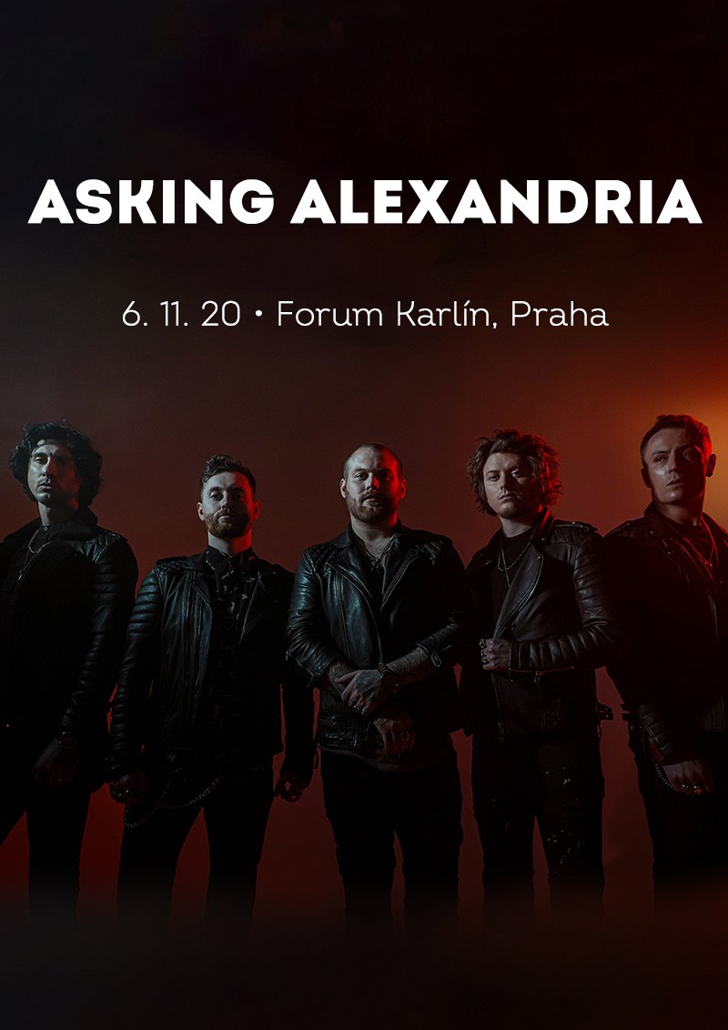 Asking Alexandria (poster)