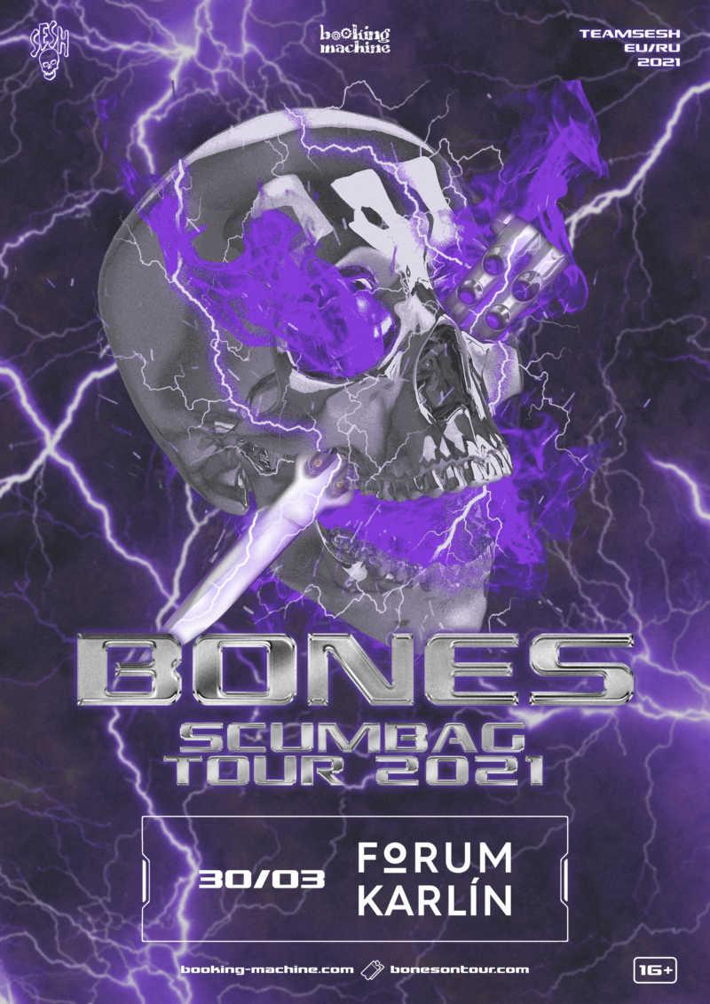 BONES (plakát)