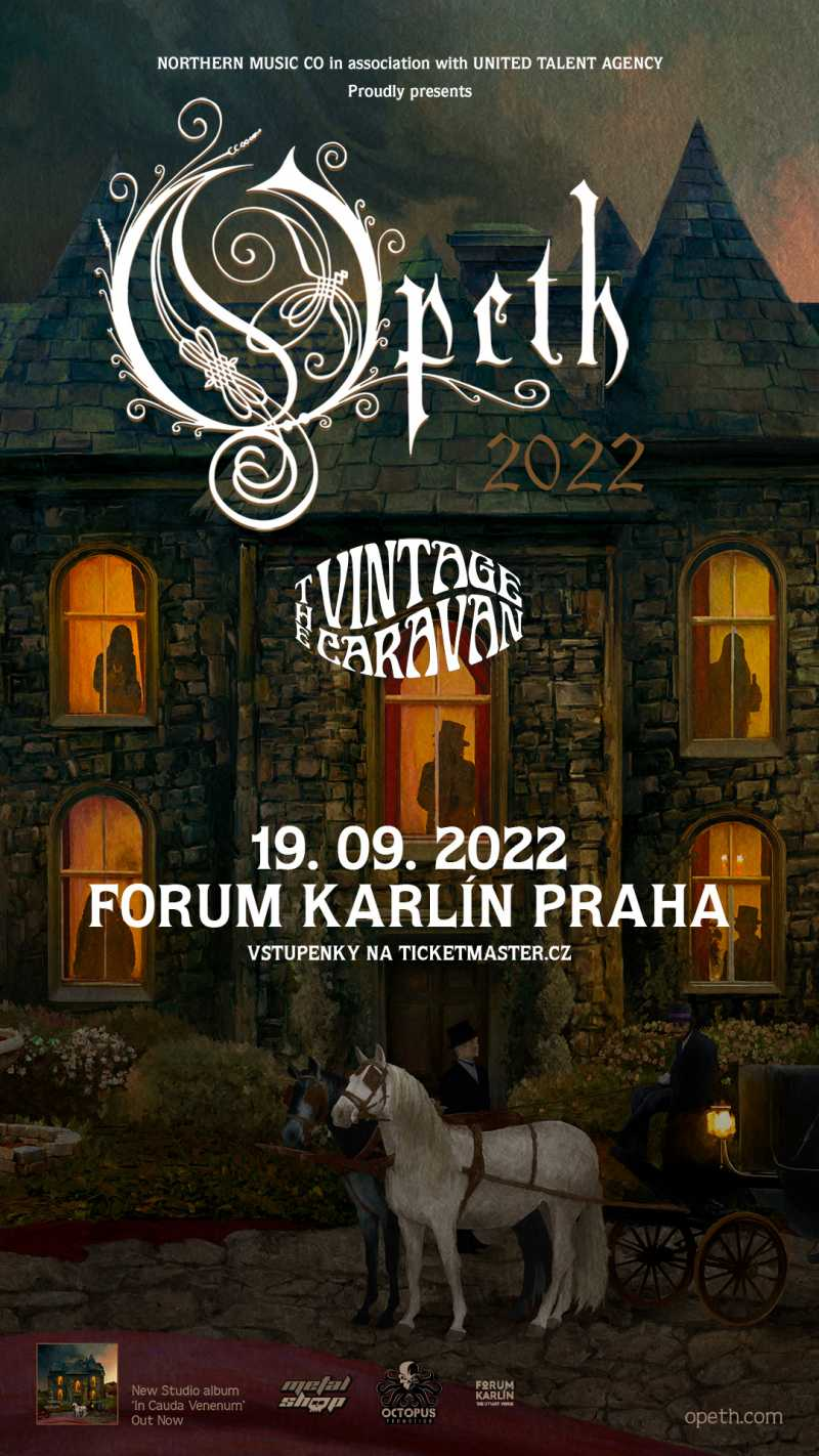 Opeth (poster)