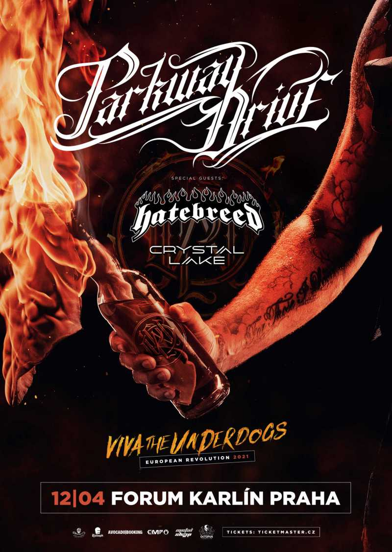 Parkway Drive (poster)