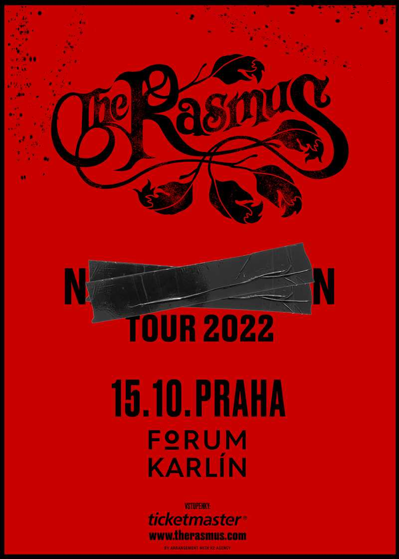The Rasmus (poster)