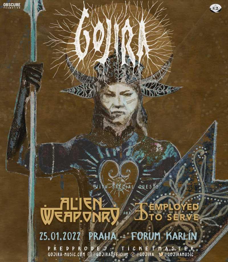 GOJIRA (poster)