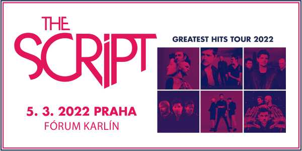 THE SCRIPT GREATES HITS TOUR 2022