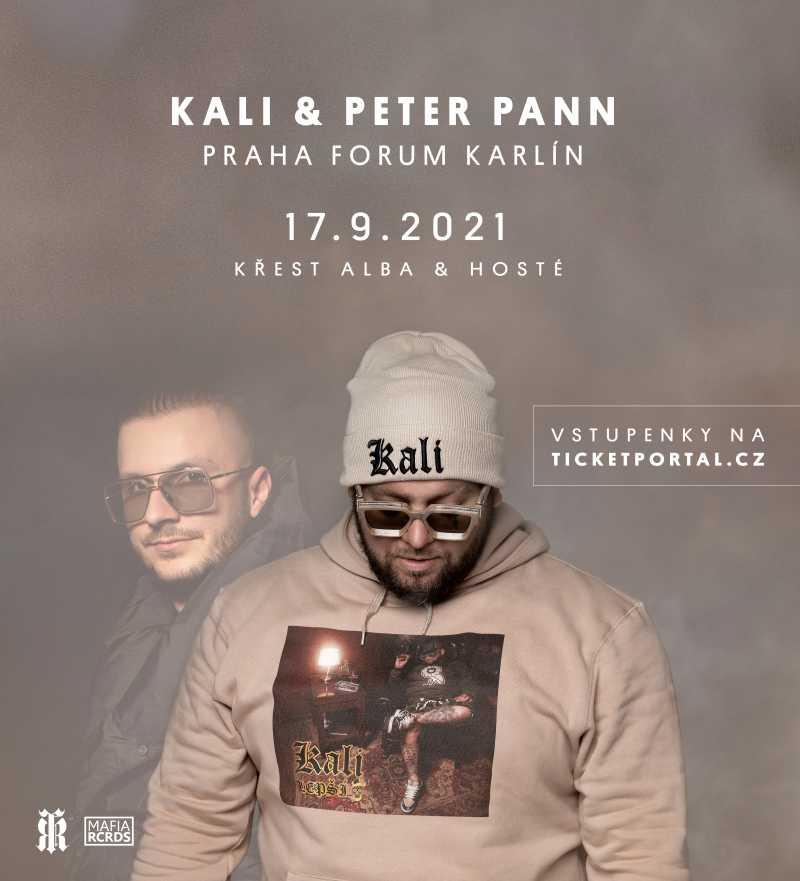 KALI & Peter Pann (poster)